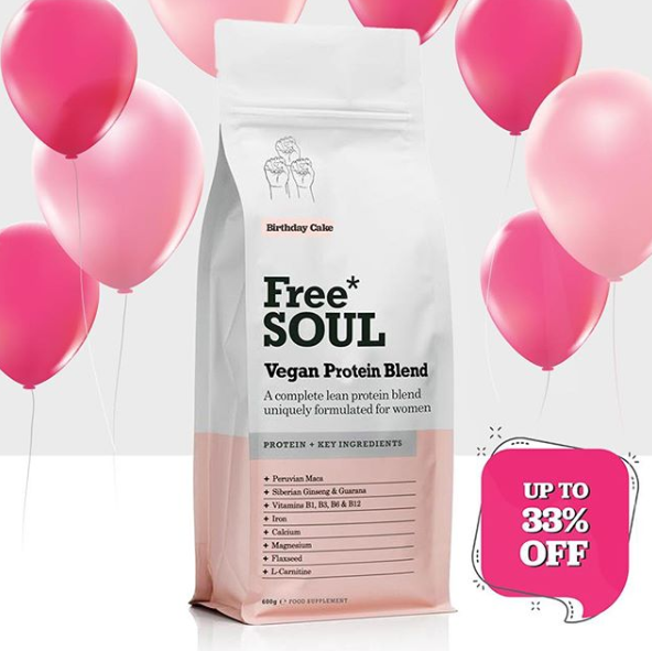 FREE SOUL FIRST BIRTHDAY