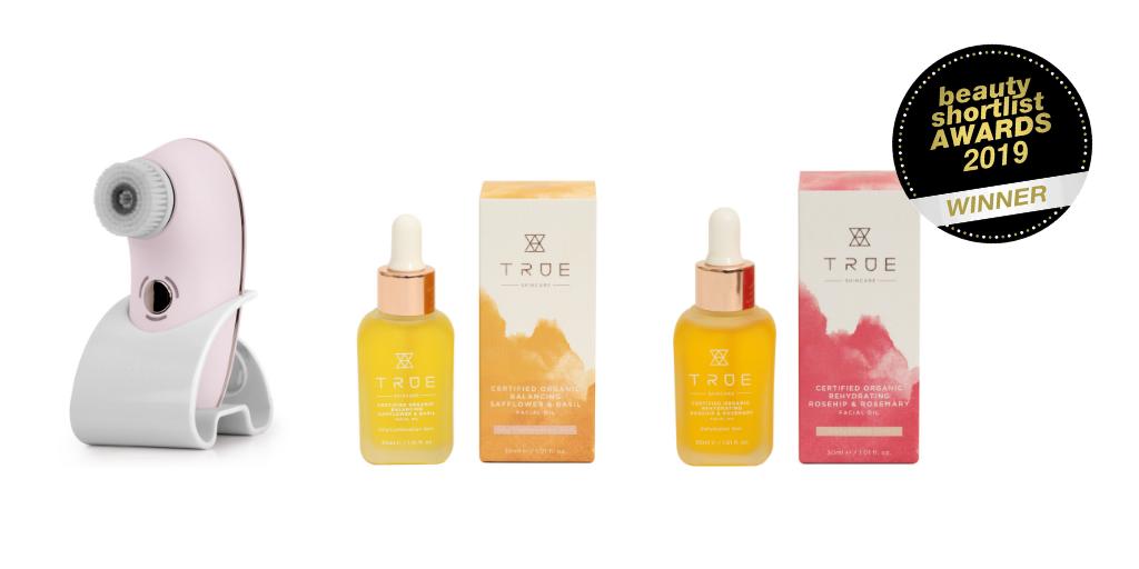 FuelPR-Beauty-Shortlist-Wellbeing-Awards-Winner-Magnitone-London-TRUE Skincare